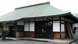 池田市立葬祭場(斎場ホール)