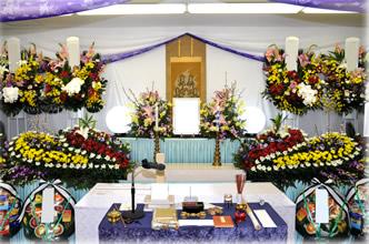 85プラン祭壇