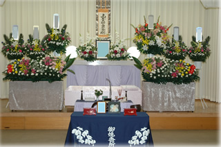 59プラン祭壇